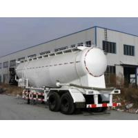 Buy cheap 40CBM Bulk Cement Tank Semi Trailer from wholesalers
