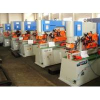 Buy cheap Q35Y Series Combined Hydraulic Ironworker from wholesalers