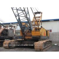 Buy cheap KH180 Hitachi crane 50 ton crawler crane from wholesalers