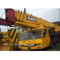 Buy cheap Original KATO Mobile Crane 50t from wholesalers