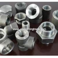 Buy cheap ASME B16.9 Carbon Forged Steel Pipe Fittings from wholesalers