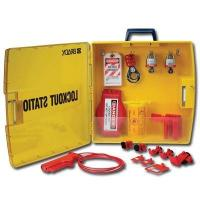 Buy cheap Brady Ready Access Valve and Electrical Lockout Station from wholesalers