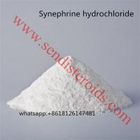 Buy cheap 98% Synephrine Hydrochloride Powder Natural Pharmaceutical CAS5985-28-4 from wholesalers