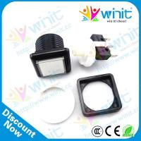 Buy cheap Square Push Botton Switch with LED and microswitches (27*27mm) from wholesalers