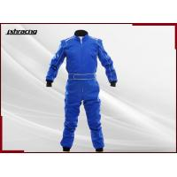 Buy cheap SFI rated 2 layer one piece flame retardant racing suits RB-CR013 from wholesalers