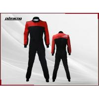 Buy cheap SFI rated 2 layer one piece flame retardant racing suits RB-01006 from wholesalers