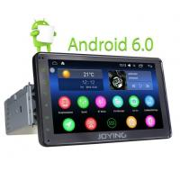 China Single Din Ram 1GB Android 6.0 Intel SoFIA Afftermarket Android Auto Car Stereo on sale