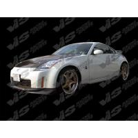 Buy cheap APPAREL 2003-2005 Nissan 350Zx 2Dr Invader Type 1 Carbon Fiber Lip from wholesalers