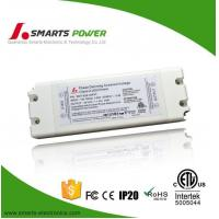 Buy cheap Single Output Mini IP 20 Class 2 24W TriAC Dimmable LED Driver Circuit 24V from wholesalers