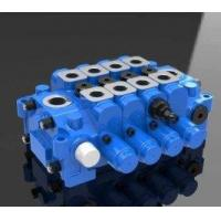 Buy cheap Hydraulic Multi Directional Control Valve 4GCJX-G18L for Engineering from wholesalers