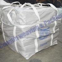 Buy cheap hot sale 2 MT PP woven Jumbo bag/Big bag/super sacks for cement from wholesalers