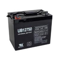 Buy cheap New Ub12750 45821 12v 75ah Grp 24 Battery Scooter Wheelchair Mobility Deep Cycle from wholesalers