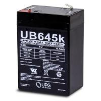 Buy cheap Brand New Upg Sealed Lead Acid Batteries (6V; 4.5Ah; Ub645) from wholesalers