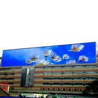 Buy cheap Outdoor Fixed RGB Full Color Advertising LED Display Screen Wall from wholesalers