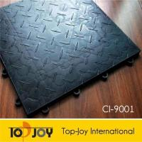 Buy cheap Outdoor PP 13mm Garage Interlocking Floor Tiles from wholesalers