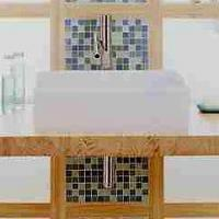 Buy cheap Basin Sinks Semplice Rectangle 15180 Above Counter Lavatory from wholesalers