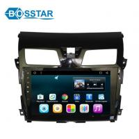 Buy cheap Nissan Teana 2013 Multitouch Screen Car DVD Radio Player with Pure Android System 6.0 Stereo from wholesalers