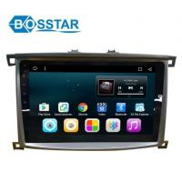 Buy cheap 2003 Land Cruiser 100 Android Car DVD Stereo Radio with GPS from wholesalers