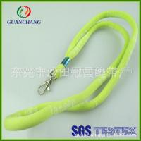 Buy cheap Lots Of Colors Pack Round Cord Woven Lanyard from wholesalers