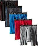 Buy cheap Hanes Men's Sports-Inspired Boxer-Brief (Pack of Five) (Color and print may vary) from wholesalers