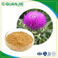 Buy cheap Milk Thistle Extract Powder Pure Silymarin High Strength Marian Thistle Powder product