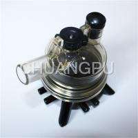 Milking Machine PC Cap with Plastic Botton