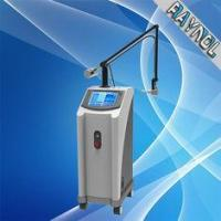 Buy cheap Vertical 10600nm Co2 Fractional Laser Machine , Scar / Pore Removal Beauty Machine from wholesalers