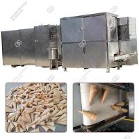Buy cheap Commercial Waffle Ice Cream Cone Making Machine from wholesalers