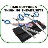 Buy cheap Professional Double Swivel Hair Cutting Shears Scissors Set DS1 from wholesalers