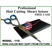 Buy cheap 6.5 Professional Hair Cutting Shears Scissors 11G from wholesalers