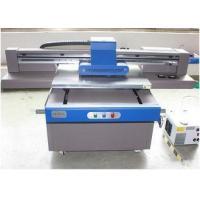 Buy cheap Large Format Uv Printer A4 , Flatbed Uv Digital Printer With White / Glossy Ink 9060 from wholesalers