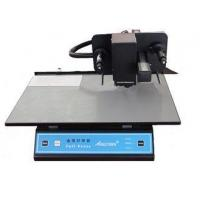Buy cheap 300Dpi Roll Sticker Hot Foil Press Machine , Hot Stamping Machine For Plastic 3050A from wholesalers