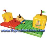 Buy cheap Inflatable Games Sumo Wrestling from wholesalers