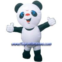 Buy cheap Inflatable Games Moving Cartoon Panda from wholesalers