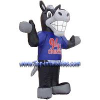 Buy cheap Inflatable Games Costume Horse from wholesalers