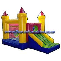 Buy cheap Inflatable Games Bouncer Slide from wholesalers
