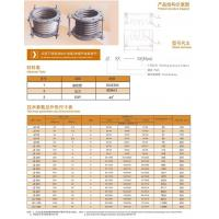 Buy cheap Type JZ stainless steel bellows compensator (expansion joint and expansion joint) from wholesalers