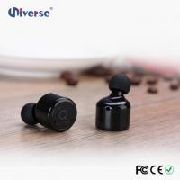 Buy cheap 2017 New Design True Portable Wireless Headphones Best Rated Bluetooth Earpiece from wholesalers