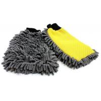 Buy cheap Microfiber Chenille Wash Mitt / Microfiber Chenille Glove -1 from wholesalers