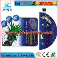 Buy cheap CMYK-printing-membrane-switch from wholesalers