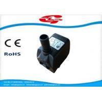 Buy cheap 9 W Electric Submersible Water Pump For Air Cooler / Aquarium DC12V from wholesalers