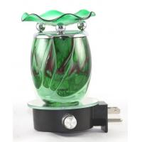 Buy cheap Wall Plug in Oil Burners EB-065 GREEN from wholesalers