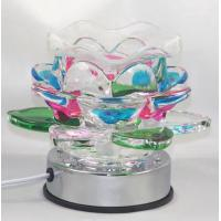 Buy cheap Touch Lamp Oil Burners ET-322 Electric OIL BURNER LOTUS FLOWER from wholesalers
