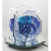 Buy cheap Figurine Oil Burners EF-862 Kissing Dolphin Electric OIL BURNER from wholesalers