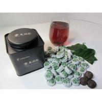 Buy cheap Tuo Cha Lotus Leaf Slender Pu-erh Mini Tuo Cha from wholesalers