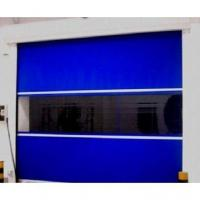 Buy cheap High Speed Automatic PVC Roller Up Door from wholesalers
