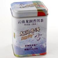 Buy cheap Pu-erh Tea Tins Longrun Pu-erh Tea - Snow (Fermented) from wholesalers
