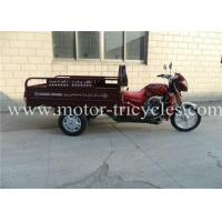 Buy cheap OEM Professional 3 Wheels Gasoline Tricycle , 200CC 250CC Motor Tricycle from wholesalers