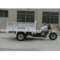 Buy cheap Air Cooling Engine Eec Tricycle Three Wheel , Cargo Motor Tricycle Optional Color from wholesalers