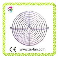 Buy cheap 172mm chromed fan guard 17cm axial fan grill from wholesalers